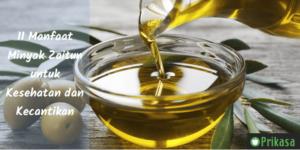 11 Manfaat Minyak Zaitun untuk Kesehatan dan Kecantikan