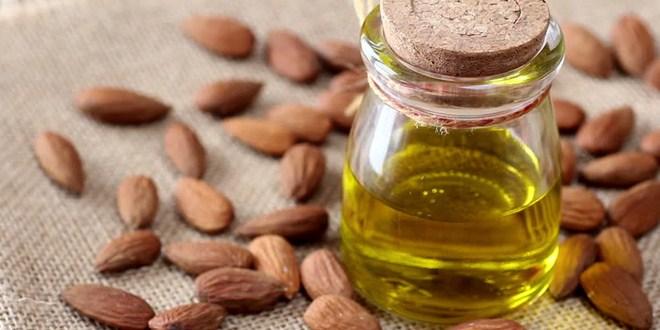 Ilustrasi minyak almond
