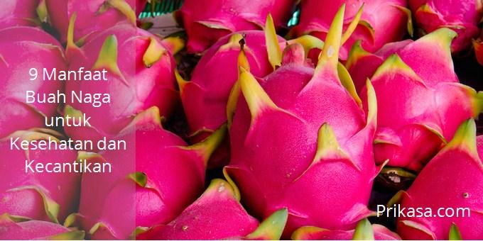 Ilustrasi manfaat buah naga