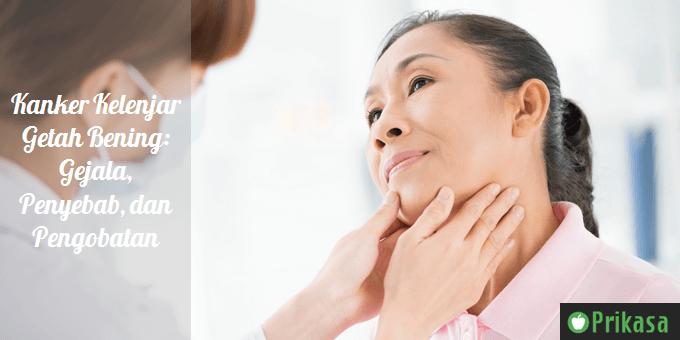 Penderita kanker kelenjar getah bening