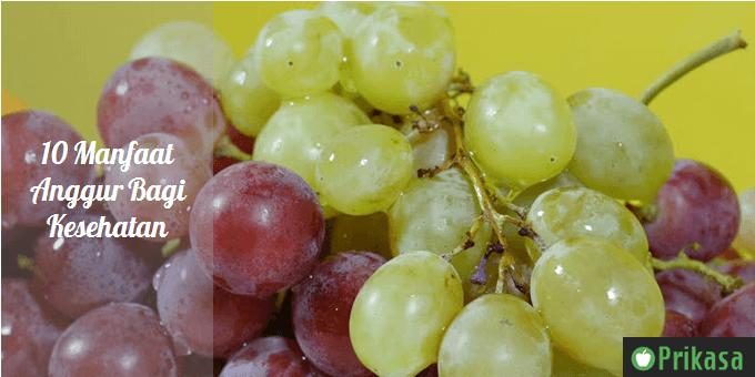Manfaat anggur