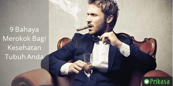 Gambar bahaya merokok bagi kesehatan