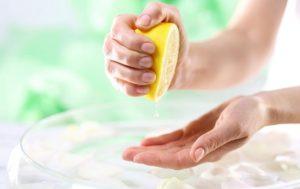 Air lemon untuk jerawat