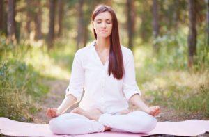 Contoh meditasi
