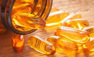 Suplemen minyak ikan