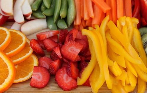 Makanan kaya antioksidan