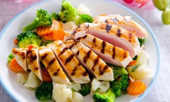 Makanan rendah karbohidrat