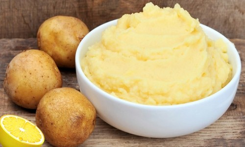 Masker kentang dan lemon